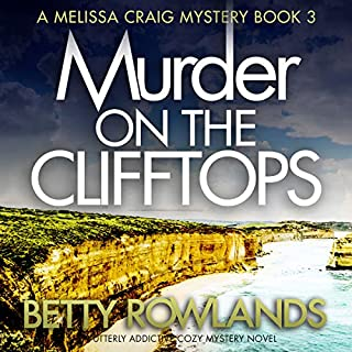 Page de couverture de Murder on the Clifftops