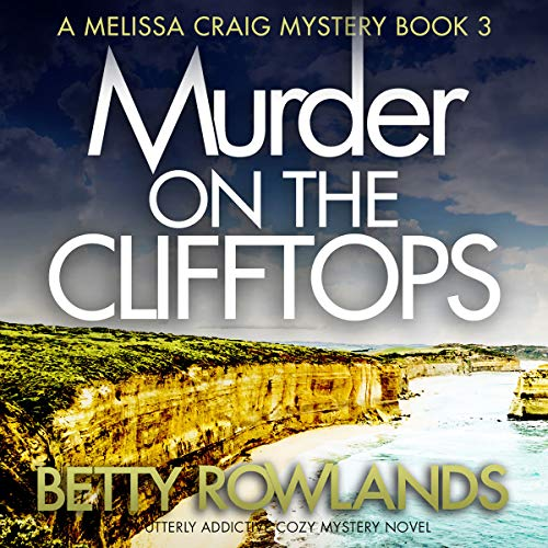 Murder on the Clifftops audiobook cover art