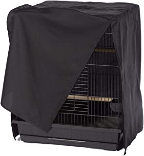 Chengstore Bird Cage Cover Pet Light-Proof Sleep Helper with Unique Design and Breathable Material (Not Included Cage)