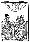 Astronomer 1490. /Ndiscussion Between Theologian and