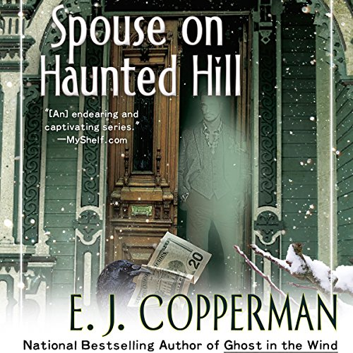 Spouse on Haunted Hill audiobook cover art
