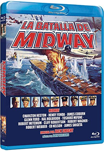 La Batalla De Midway BDr 1976 Midway [Blu-ray]