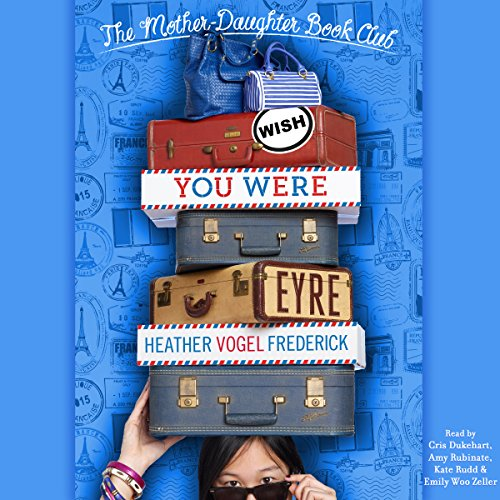 Wish You Were Eyre audiobook cover art