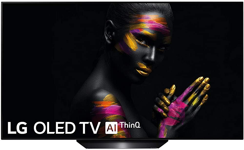 Lg smart tv, piattaforma (os), webos 4.5, da 55 pollici, 4k OLED55B9