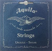 Aquila Sugar Series ソプラノウクレレ弦 セット弦 AQSU-SR 150U