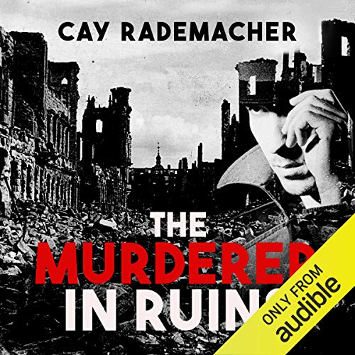 Couverture de The Murderer in Ruins