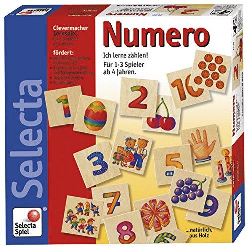 Selecta 63011para el Aprendizaje Numero