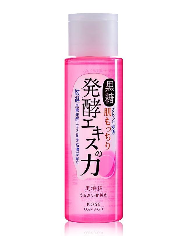 繊細透ける記念碑的なKOSE コーセー 黒糖精 うるおい化粧水 180ml
