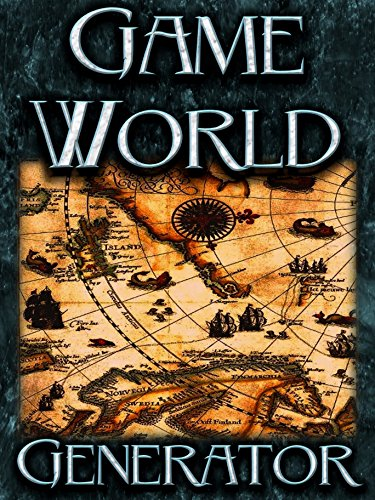 CASTLE OLDSKULL ~ GWG1: Game World Generator (Castle Oldskull Fantasy Role-Playing Game Supplements Book 4) (English Edition)