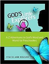 God's Little Explorers: Christian Preschool Curriculum