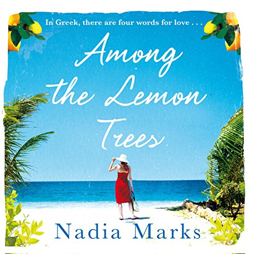 Among the Lemon Trees audiobook cover art
