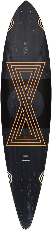 goldCOAST The Infinitas Pintail Longboard Deck