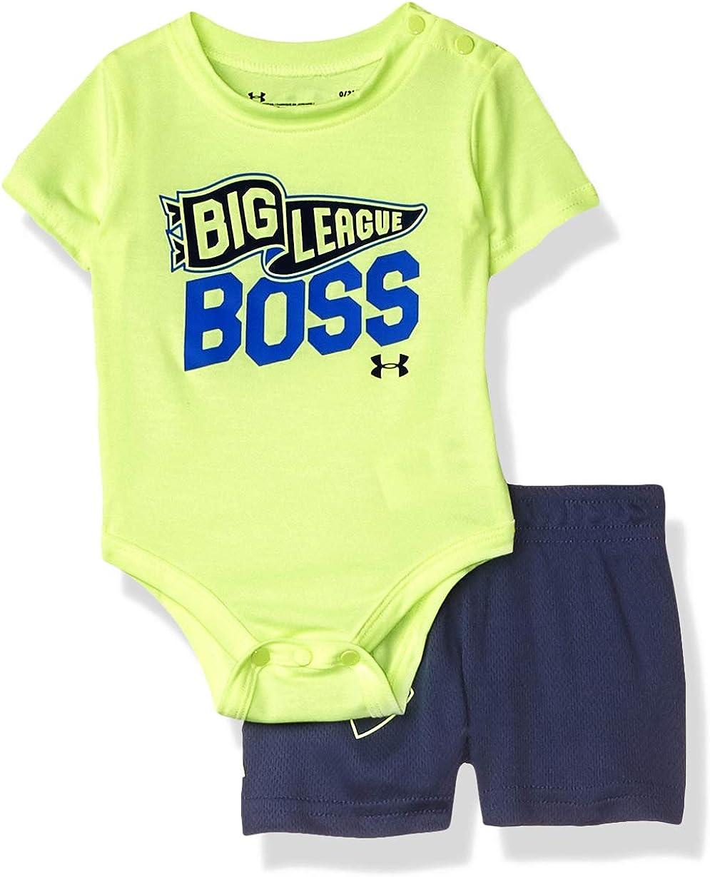Under Armour baby-boys Ua Big League Boss Set