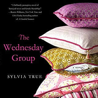 The Wednesday Group audiobook cover art