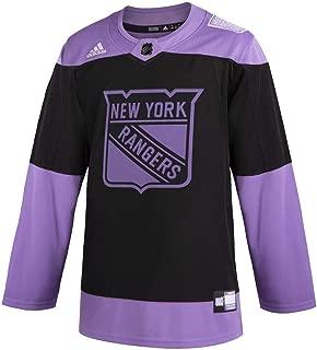 new york rangers cancer jersey