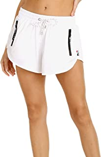 PE NATION The Double Drive Short White
