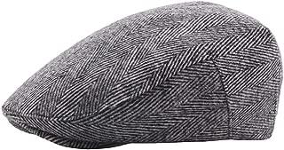 Fashion Hats Beret Cap Spring Autumn Winter Cotton Warm Men's Beret Ladies Middle-Aged Woolen Caps Forward Old Hat Painter Hat Vintage Cap Visors Hats Newsboy Caps Elegant Hats