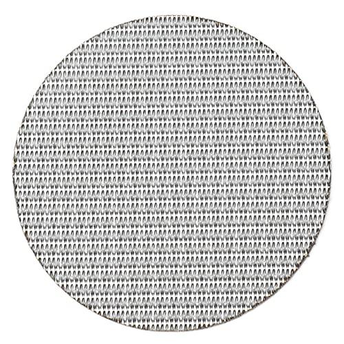 Filtro De Café, Filtros De Café Reutilizables De Acero Inoxidable Con Finura De Filtro De 50 μm, Filtros De Café De Metal Pequeños Profesionales Para Portafiltro Sin Fondo(51mm)