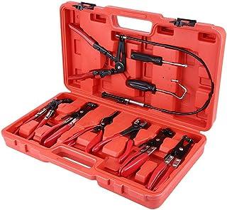 SNOWINSPRING R Typ Kragen Schlauchschelle Clamp Zange Wasserrohr CV Boot Clamp Bremssattel Auto Reparatur Handwerkzeuge