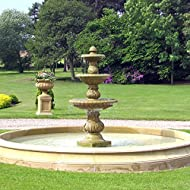 Large Stone Fountain Feature Surround