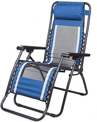 Amazon.com: Portal Sillas reclinables con respaldo de malla ...