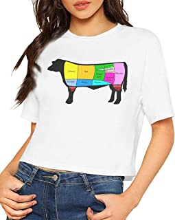 beef crop top