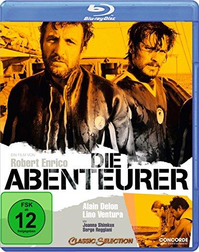 Die Abenteurer [Blu-ray]