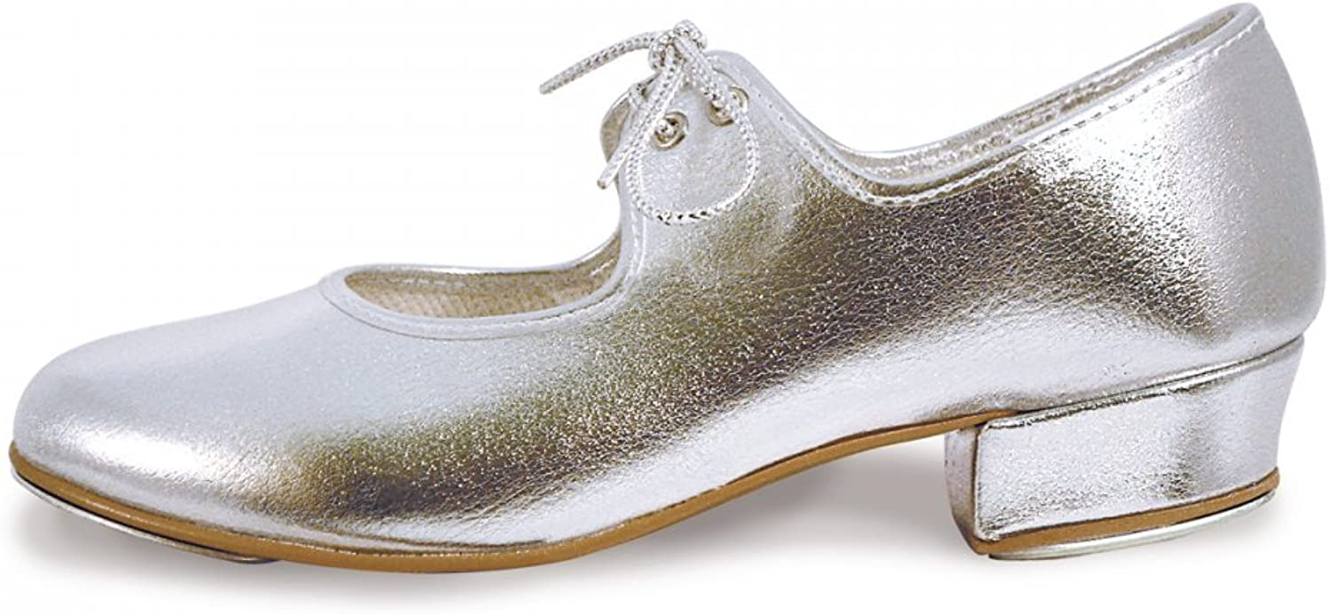 Roch Valley LHPS Silver Tap Shoes