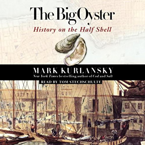 The Big Oyster cover art