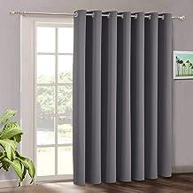 Amazon Com Curtains For Patio Doors