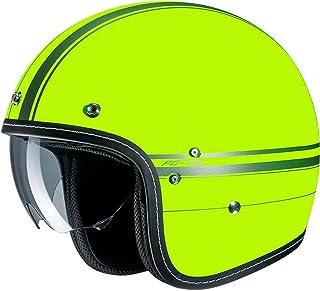 Motorradhelm HJC FG 70s LADON MC4SF, Grun, M