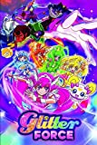 """Glitter Force: Notebook/Journal for Writing, College Ruled Size 6"""" x 9"""", 110 Pages"""