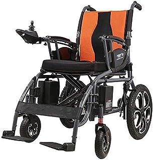 Sillas de ruedas eléctricas para adultos Carry ligera Lntelligent plegable for adultos sillas de ruedas eléctricas, sillas de ruedas eléctricas for personas de movilidad con 360 ° Joystick, función du