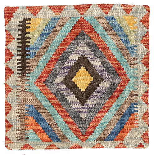 WR Home Decore - Fundas de cojín hechas a mano (45 x 45 cm, 365), guía de regalo de Navidad y Año Nuevo