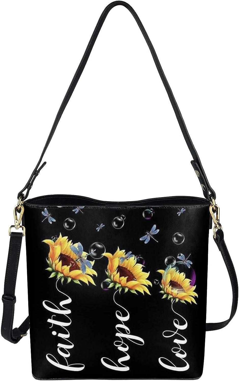 Babrukda Women Large Leather Crossbody Bags Handbags Tote Bag Shoulder Hobo Bag