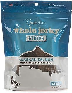 Fruitables Whole Jerky Alaskan Salmon Dog Treats