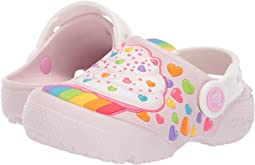 CrocsFunLab Cupcake Clog (Toddler/Little Kid)