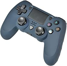 $50 » KJYT Wireless Controller for PS4, Game Controller Joystick, Vibration Turbo/Built-in Speaker/USB Cable/Mini LED Indicator,...