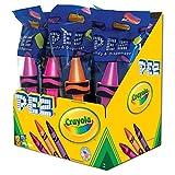 PEZ Candy Crayola Assortment, 12 Count