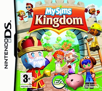 MySims: Kingdom (Nintendo DS)