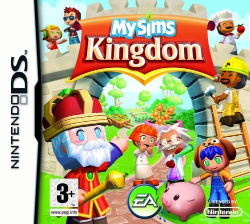 [Import Anglais]MySims Kingdom Game DS