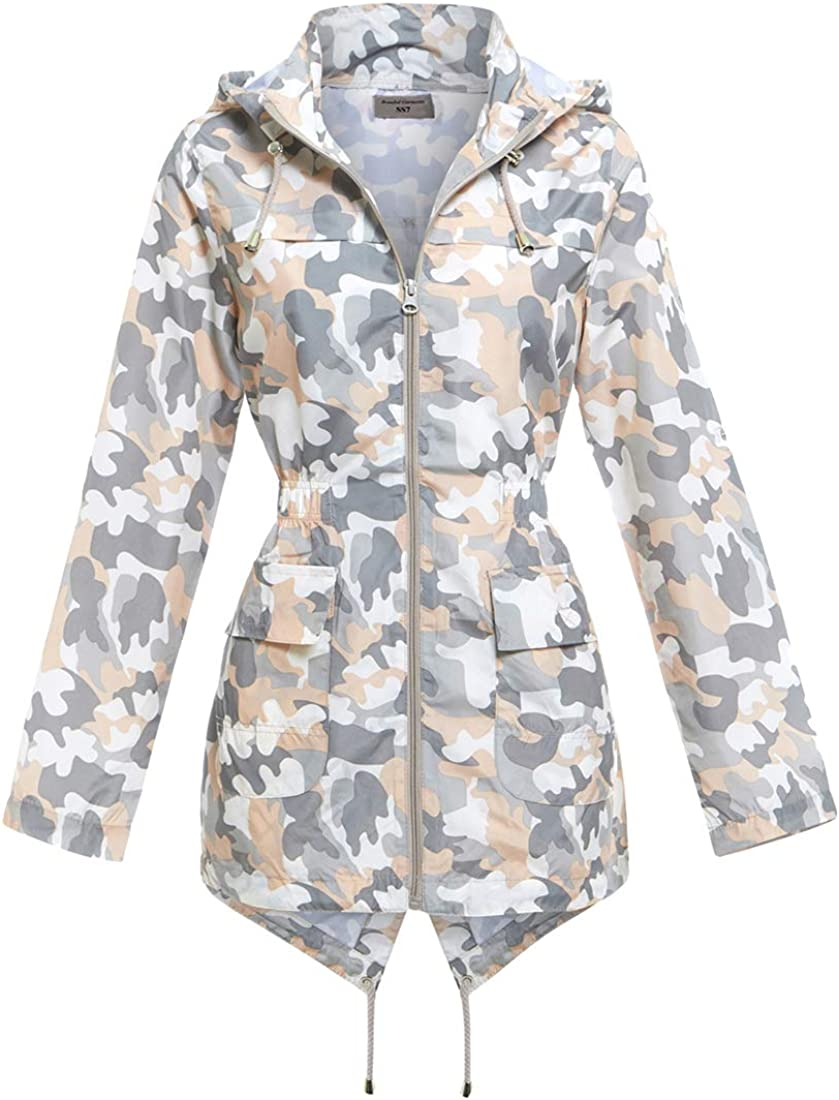 Spotted SS7 New Girls Raincoat Parka Ages 7-13 Years