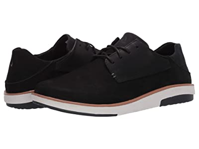 OluKai Kalia Li (Black/Black) Men