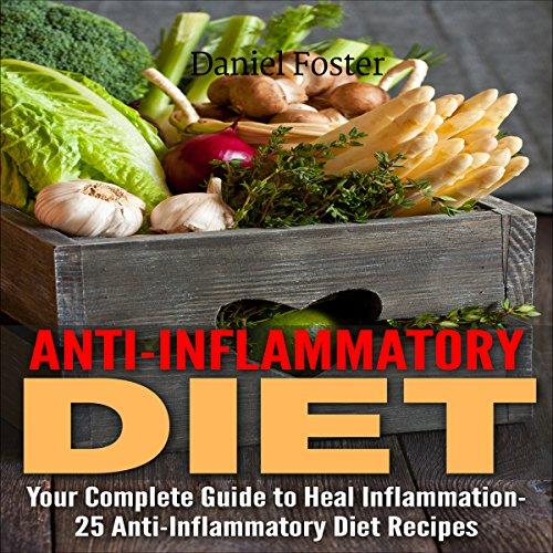 Anti-Inflammatory Diet audiobook cover art