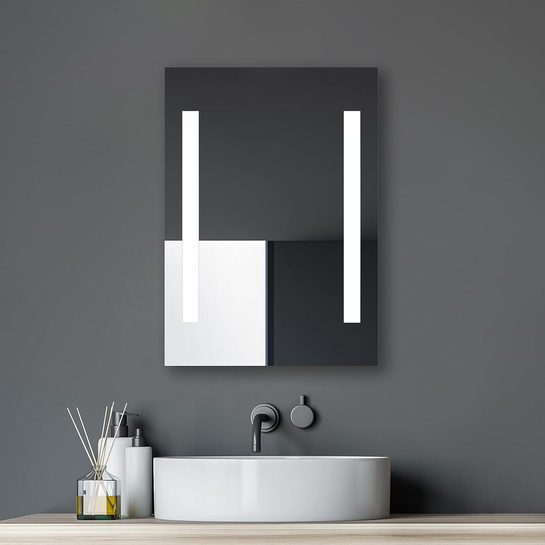Talos Horizon 20x 20 cm Lichtfarbe 20K Modernes Design, Glas ...