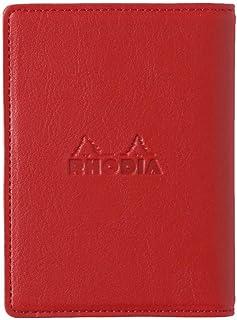 RHODIA(ロディア) ロディア11 マドラスカバー レッド × 5 セット cf11mdrd