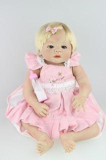 Nicery Baby Born de Muñecas Vinilo de Silicona Dura para Ni