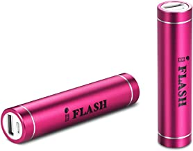 iFlash Mini 2600mAh External Battery Pack - Ultra-Compact