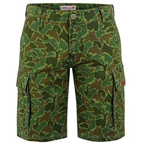 Urban Beach Hommes de Duc Camouflage Cargo pour Homme XL Green