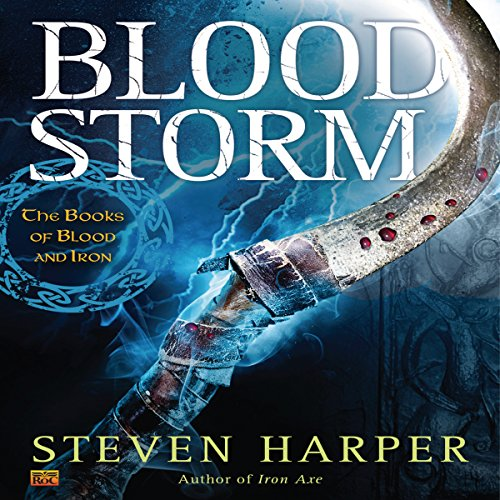 Blood Storm cover art